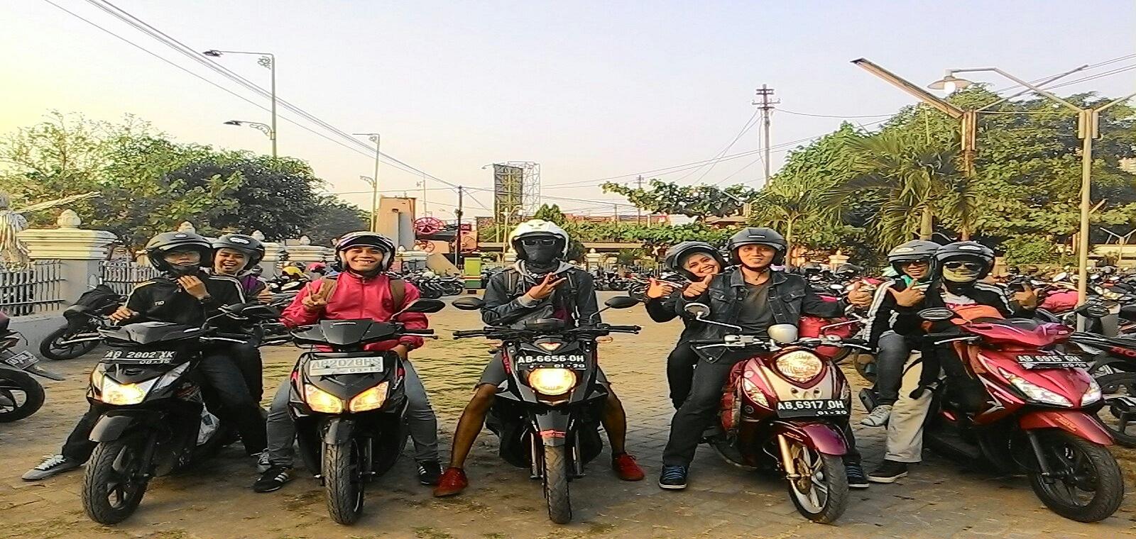 Piknik Asik Anti Maenstream Jelajahi JOGJA Pakai Motor Saja !!!
