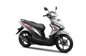 New Honda Vario eSP CBS ISS Grande White